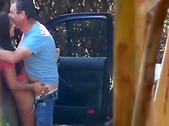 Amazing Amateur movie with Outdoor, Hidden Cams scenes
