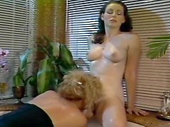 Erotic Lesbo Pussy Play In The Spa Pool